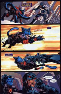 Ahhh Dex-Starr...surely the best Red Lantern...
