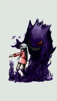 I would keep my Gengar inside my shadow.