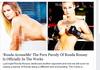 Ronda Rousey again