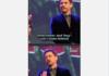 Robert Downey Jr's Facebook