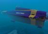 My Submarine in Subnautica