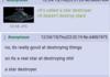 Star Destroyed