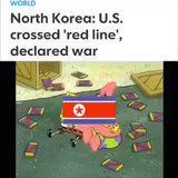 North Korea declares war on U.S.