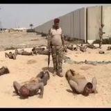 Iraqi courageous training
