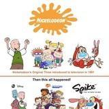 Nickelodeon's Original Three