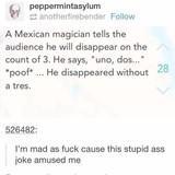 Mexican magician