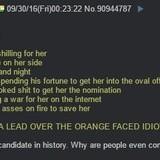 India on Hillary