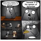 The sponsor of terrorism.