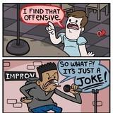 Offensive Jokes
