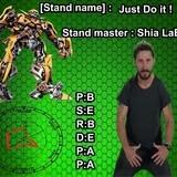 Shia LaBeouf [Stand]