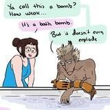 Overkill Bath Bombs