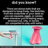 Ball Fondlers