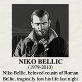 RIP Niko Bellic