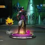 New character unlocked