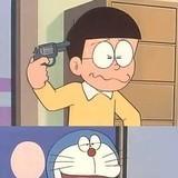 Doraemon was a fucking savage, man