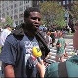 Black guy SCHOOLS Jewish media outlet
